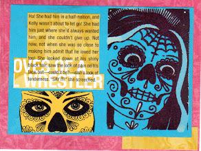 Photo: Mail Art 366 - Day 114, card 114c