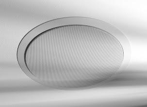 Photo: Krix Atmospherix in-ceiling speaker