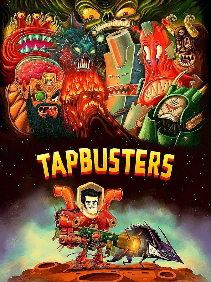 Tap Busters (Unreleased)- screenshot