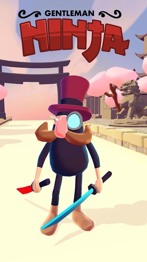 Gentleman Ninja- screenshot