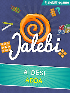Jalebi - A Desi Adda With Ludo Snakes & Ladders Screenshot