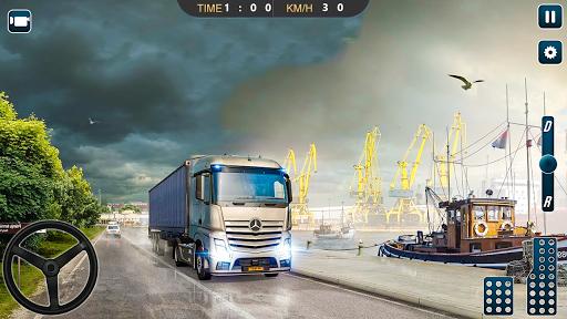 World Heavy Cargo Truck: New Truck Games 2020 screenshots 4