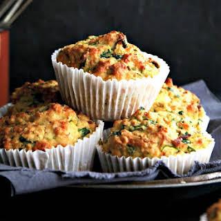 Easy Zucchini Muffins.