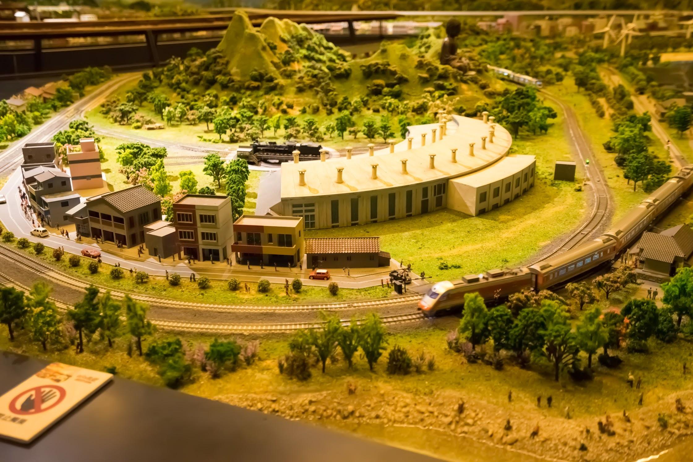 Kaohsiung Hamasen Museum of Taiwan Railway4