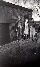 Photo: Albert, Tineke en Jo Heiminge