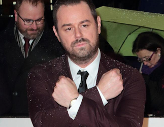 Danny Dyer says EastEnders is 'coming out of a tough couple of years'