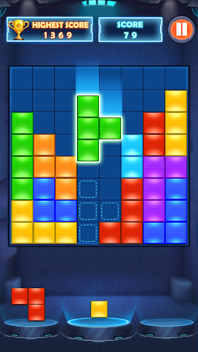 Puzzle Bricks screenshot 1