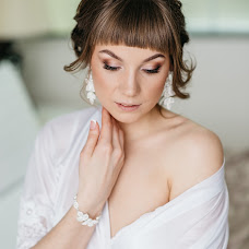 Wedding photographer Alena Kurbatova (alenakurbatova). Photo of 15.01.2018