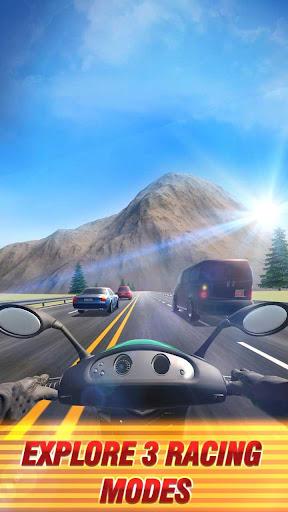 Bike Moto Traffic Racer 1.5 gameplay | by HackJr.Pw 11