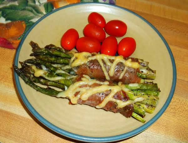 Prosciutto Wrapped Roasted Asparagus Recipe
