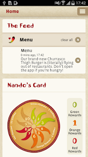 Nando's- screenshot thumbnail