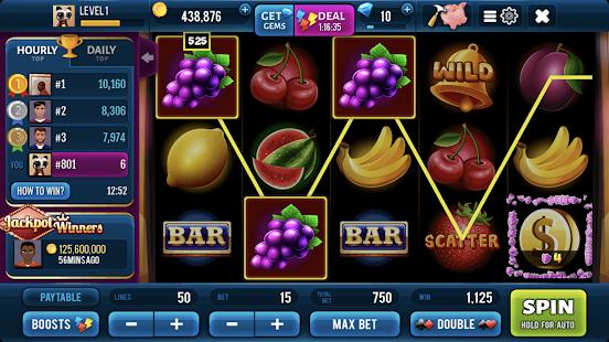 Classic 777 Slot Machine: Free Spins Vegas Casino Screenshot