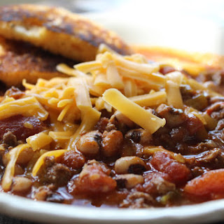 Black-Eyed Pea Chili