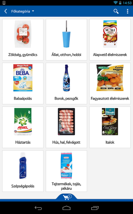 Tesco Online Groceries App Android Apps On Google Play