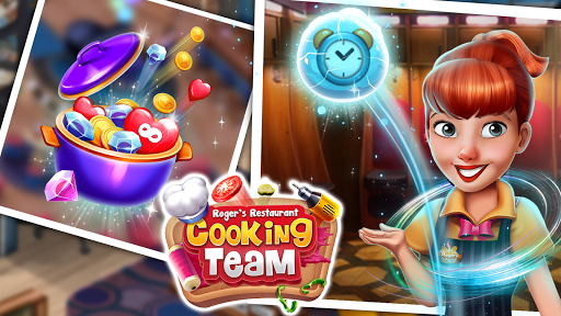 Cooking Team - Chef's Roger Restaurant Games 4.3 screenshots 12
