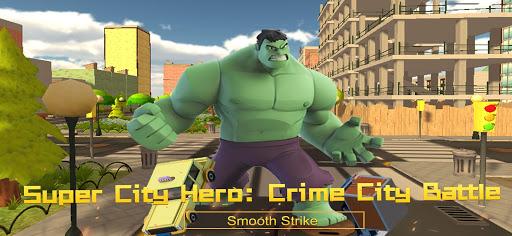 Super City Herouff1aCrime City Battle 11 screenshots 8