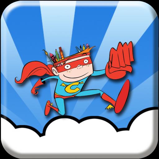 Kid Super Hero Adventure