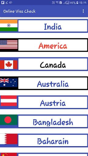 Visa Check Status App :Online Visa Status Tracking photos 1