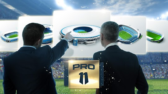 Pro 11 – Soccer Manager GameApk Download For Android 1