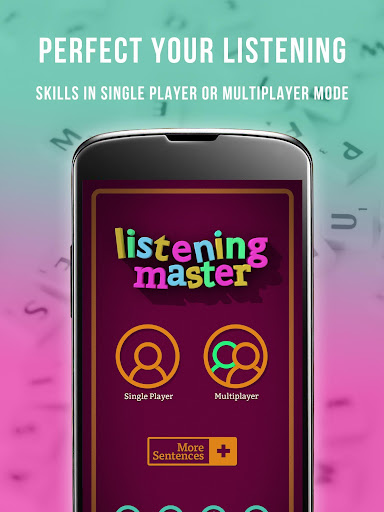 English Listening Master - Learn Dictation  captures d'u00e9cran 1