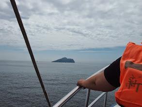 Photo: 前往龜山島