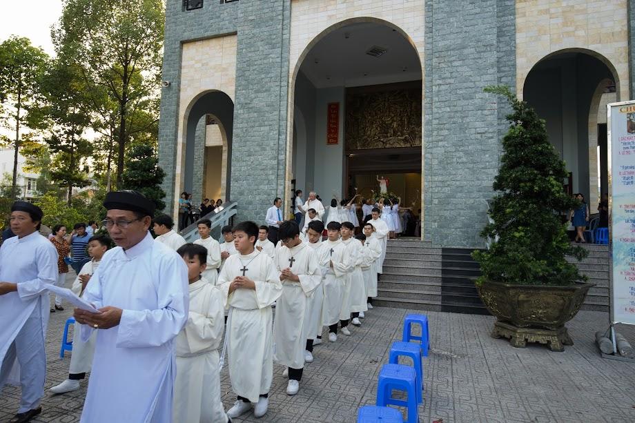 Giáo xứ Phú Bình : Rước Kiệu Phục sinh - Ảnh minh hoạ 3