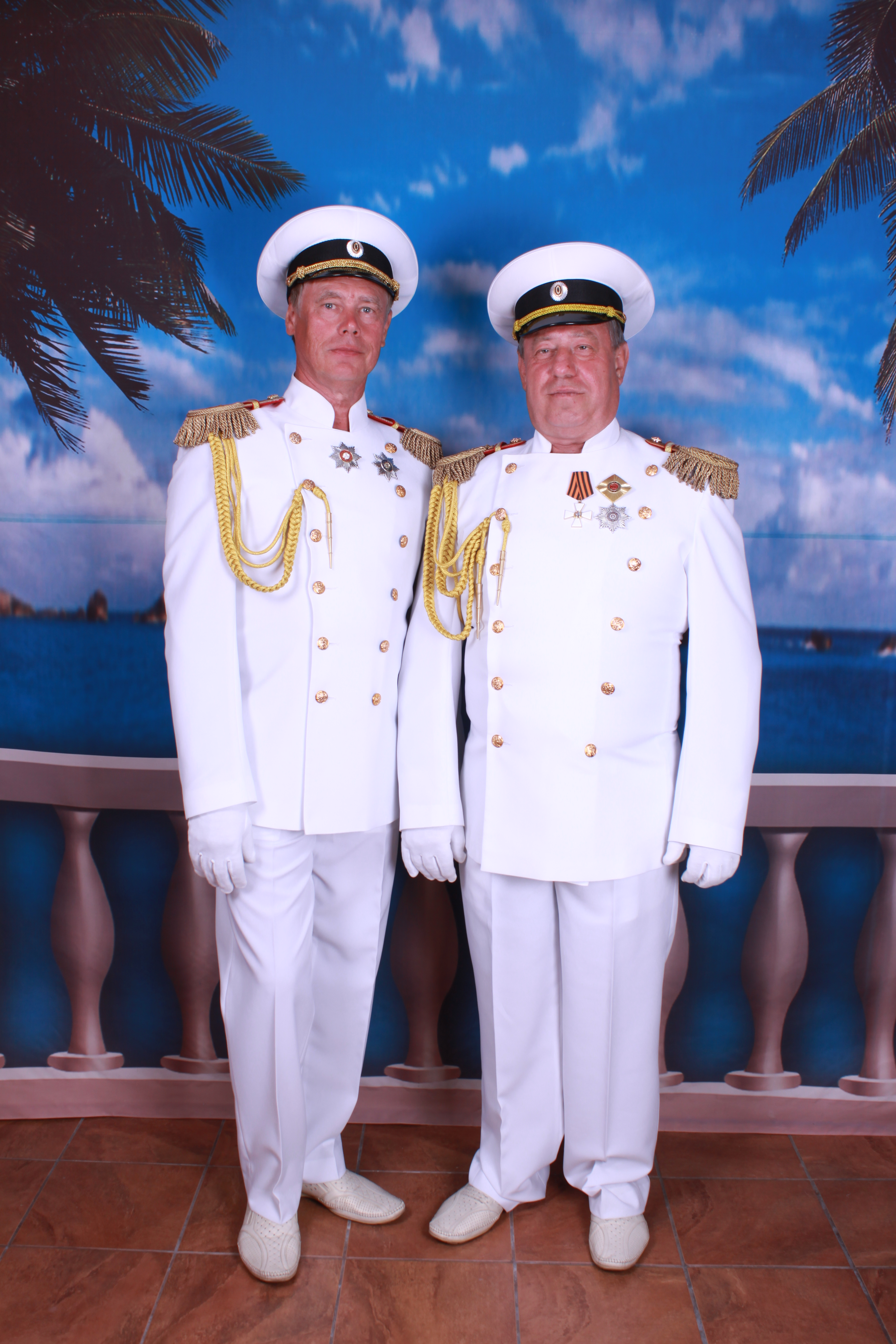 Два капитана в Перми