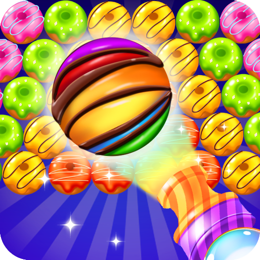 Chef Star Donut Bubble (game)
