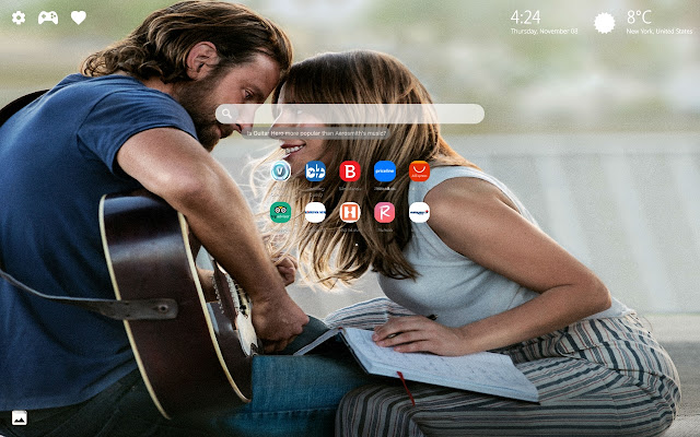 A Star Is Born 2018 Movie Wallpapers HD