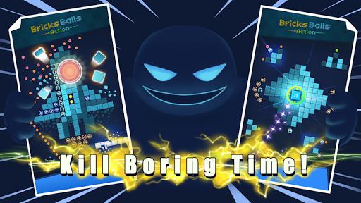 Bricks Balls Action - Bricks Breaker Puzzle Game screenshots 8
