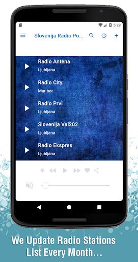 Slovenija Radio Postaje ss3