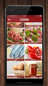 Download Mast Meat - Online Meat Delivery APK latest version