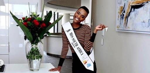 SNAPS | Here's a glimpse into Miss SA Zozibini Tunzi's R5m apartment