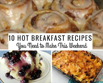 10 Hot Breakfast Recipes You Need To Make This Weekend