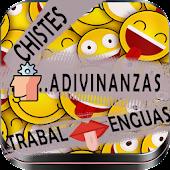 Chistes Adivinanzas Y Trabalenguas Gratis Android APK Download Free By APPSAS
