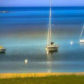 by Ron Meyers - Transportation Boats