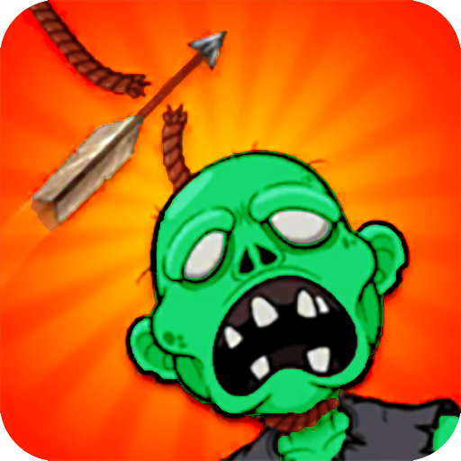 Cut Rope Zombies - Shoot The Rope (game)