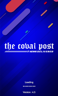 The Covai Post - News Delivered- screenshot thumbnail