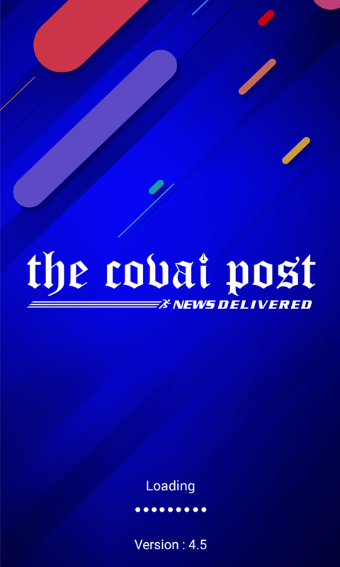 The Covai Post - News Delivered- screenshot