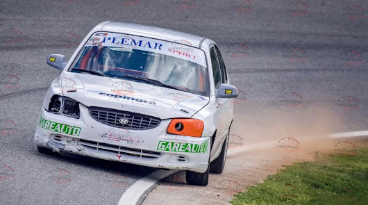 El andaluz de velocidad comienza este fin de semana en el  Circuito de Guadix