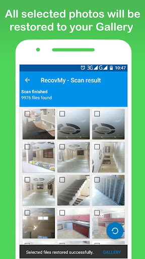 Restore Deleted Photos - RecovMy screenshot 8