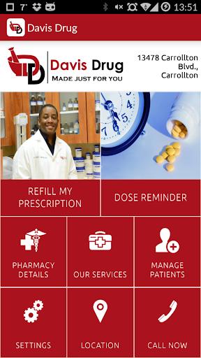 Davis Drug and Specialty