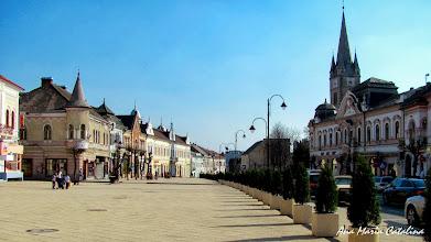 Photo: Turda  Piata Republicii - (2011.04.03)