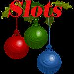 Christmas Casino Slots Icon