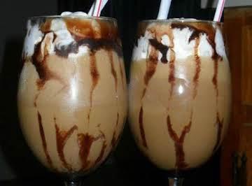 Cafe Mocha Sundae