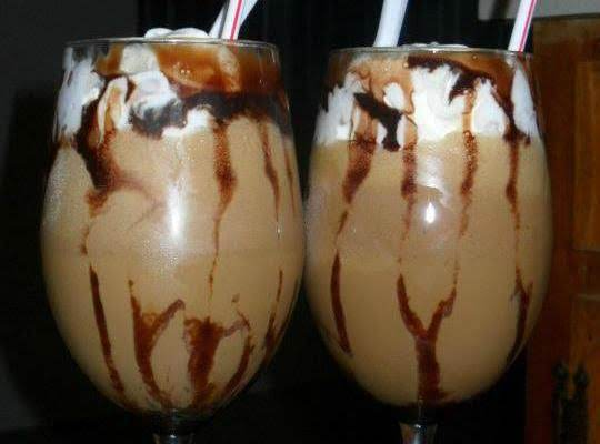 Cafe Mocha Sundae Recipe