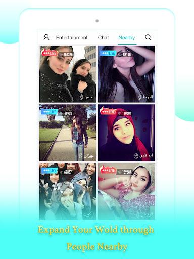 7Nujoomu2013 Live Stream Video Chat & Random Chat Room 5.9.1 screenshots 14