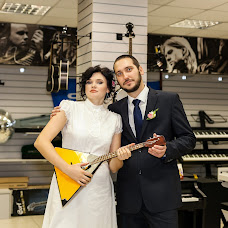 Wedding photographer Sergey Savchenko (ElikX). Photo of 14.01.2016