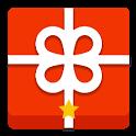 Christmas Gift List Full icon