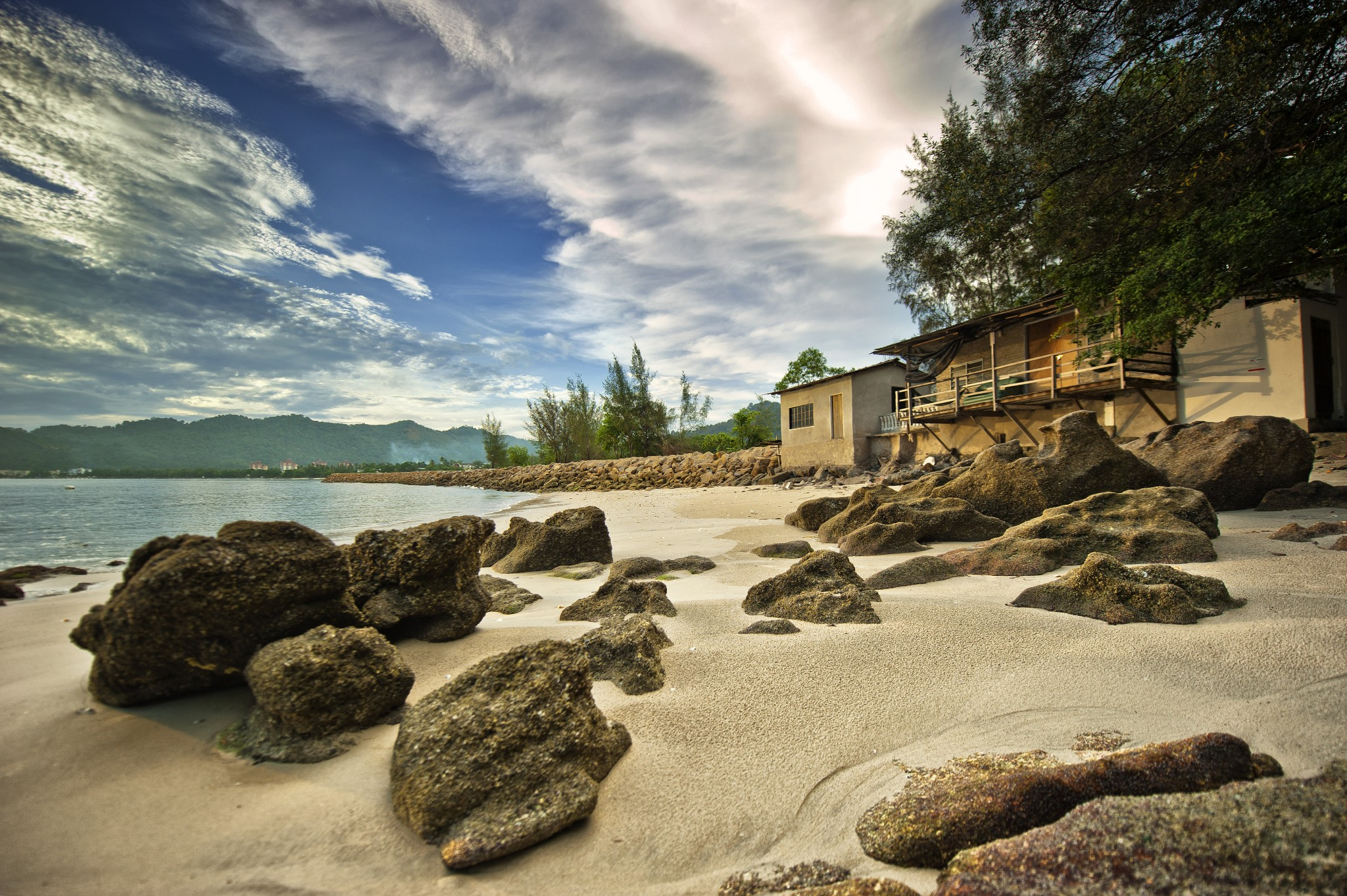 Photo: Penang Second Paradise  Heading down to KL tomorrow to conduct photography workshop with Clement Ng. I`m so excited about it ! I hope the weather is welcoming :)
